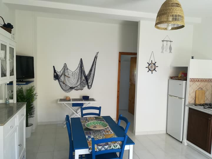 holidays in a cottage in Marzamemi
