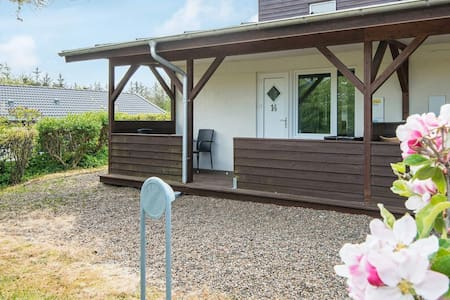 Quaint Holiday Home in Henne Near Henne Golf Course