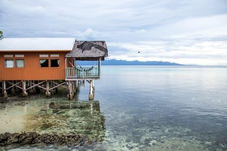 Imagination Island-Over Water Two Bedroom Bungalow