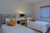 Twin bedroom - 4th bedroom