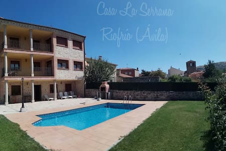 Casa La Serrana (Riofrío, Ávila)