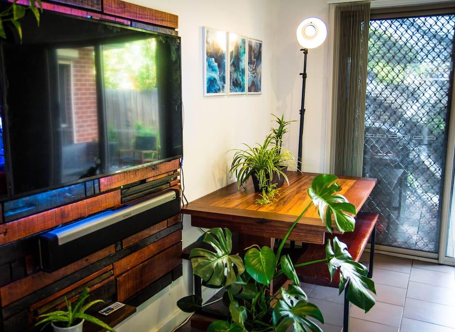 Living Room- Sonos sound system