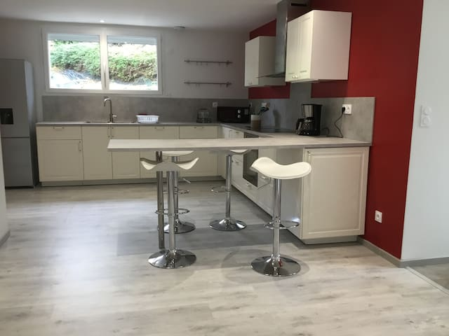 Location appartement - 4 chambres