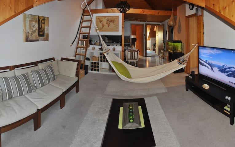 AZA Home. Stay in the Heart of Interlaken - Interlaken - Apartment