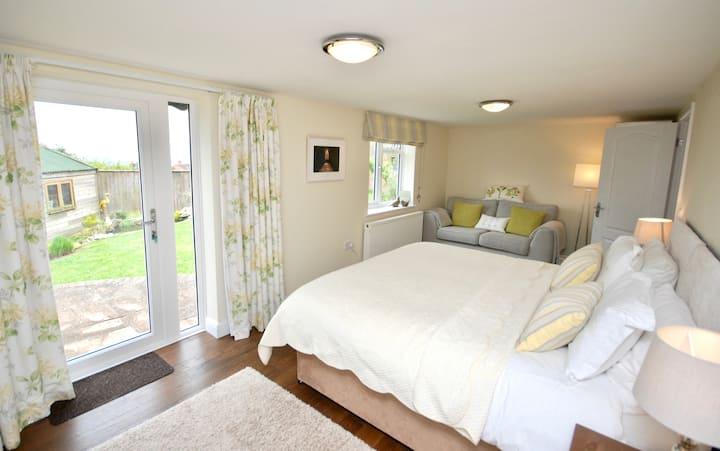 The Garden Room, Chestnuts B&B Glastonbury
