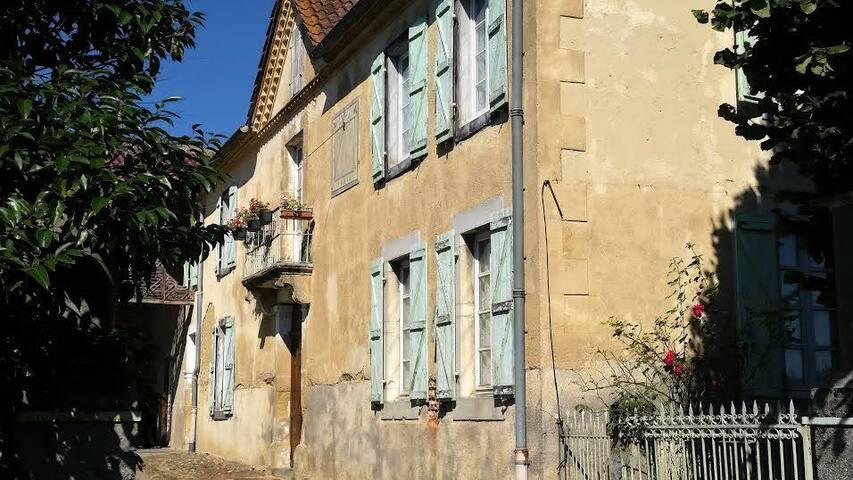 Belle chambre à la campagne (Hautes Pyrénées) - Antin - House