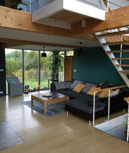 Belle maison/loft en bord de seine - Rosny-sur-Seine