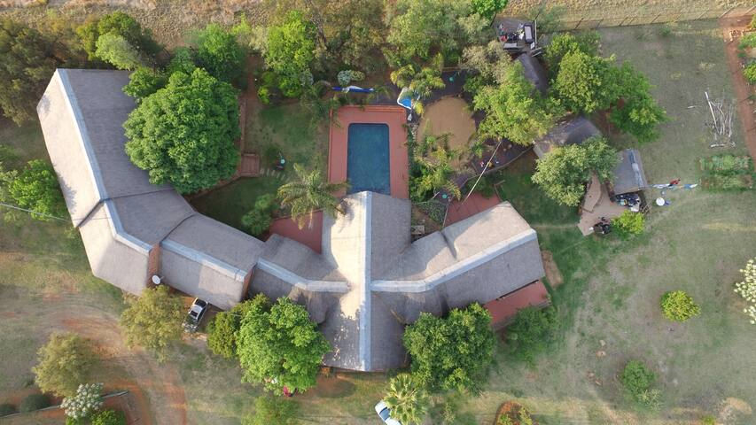 Beautiful country  Lodge in Muldersdrift - Gauteng - วิลล่า