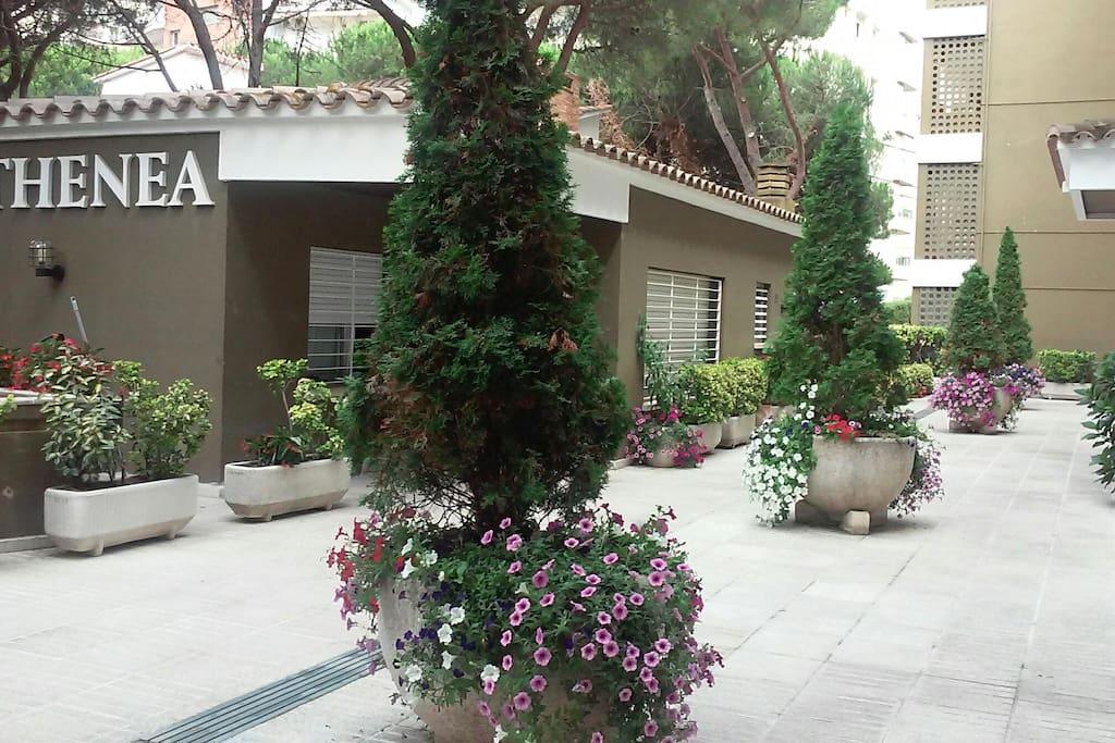 Résidence Athenea avec gardien