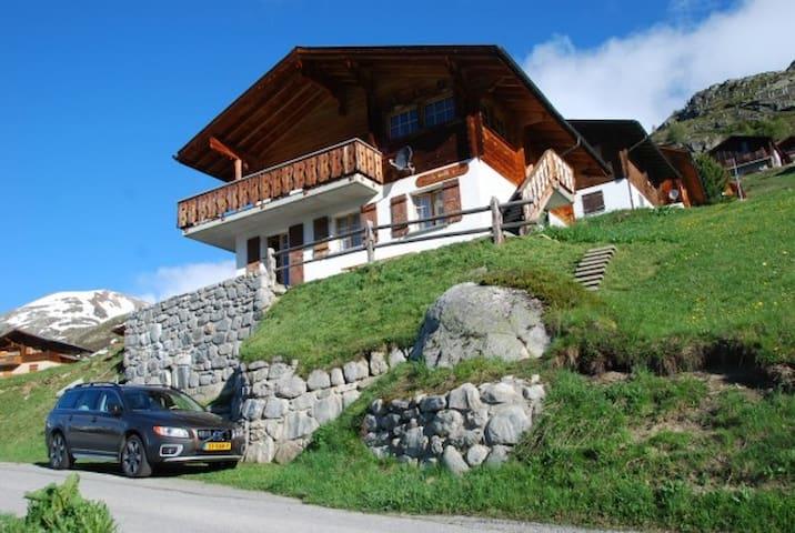 Chalet Wachsmuth - Lauchernalp - Wiler (Lötschen) - House