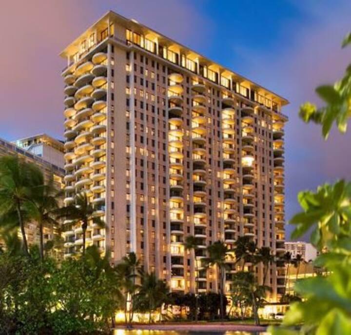 Hilton 1BR Lagoon/ Kalia Resort Close to Beach IB