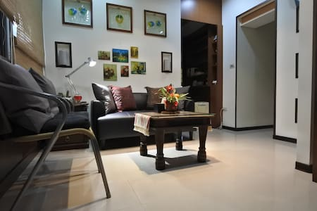 WanlongMRT two style-room Family-friendly Soho-apt - Wenshan District