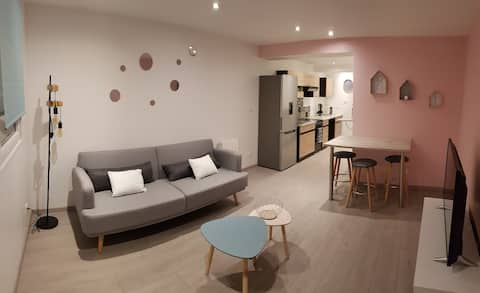 Appartement entier tout confort