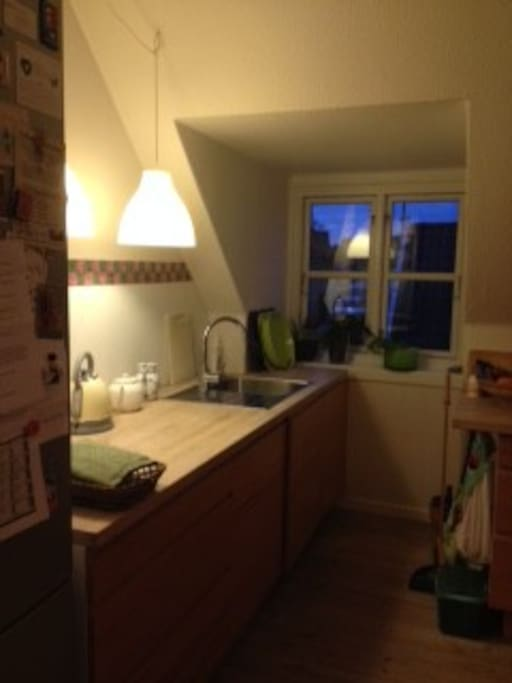Køkken/ Kitchen