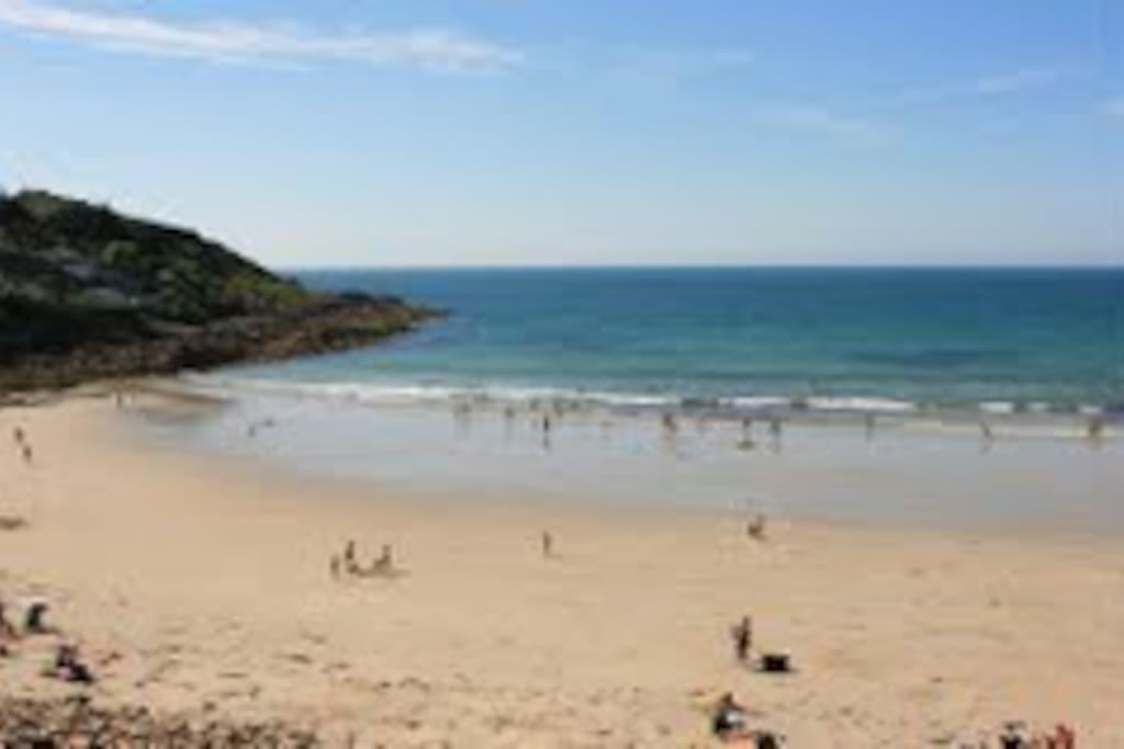 Jolies plages a proximité