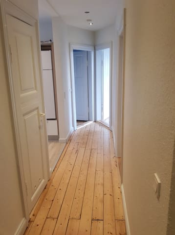 Nice apartment with easy access to the city