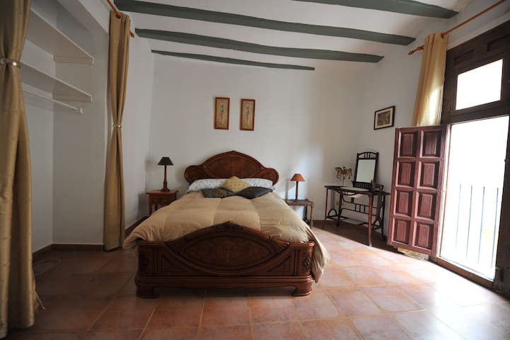 Casa Rural Jijona, habitación Aire - Xixona - Hostel