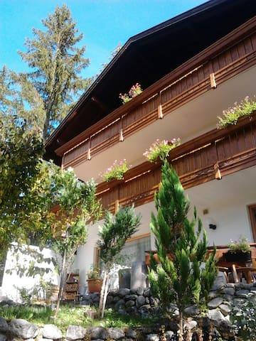 appartamento davanti alle montagne - Leutasch - Квартира