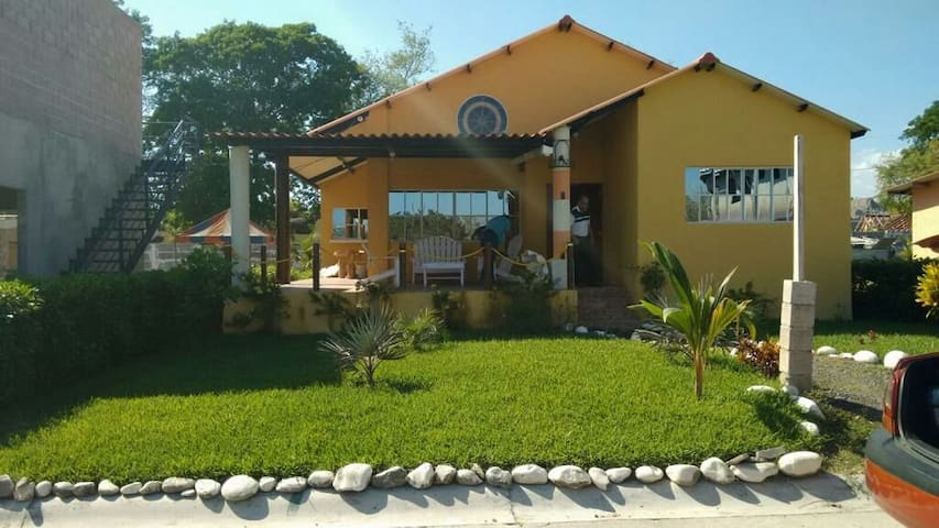 Casa de playa en san Blas - Playa San Blas - House