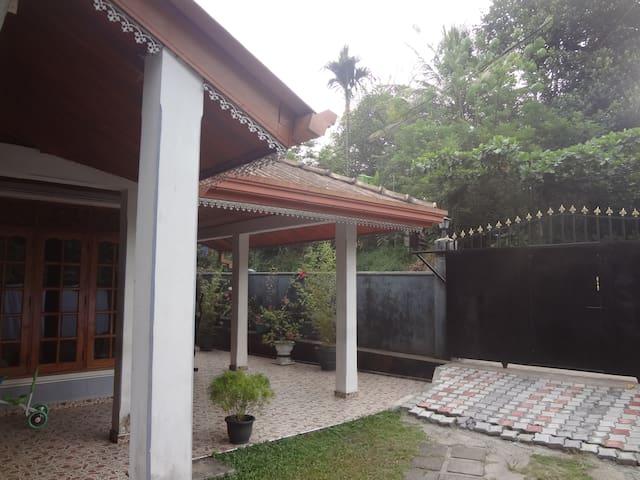 Homestay Villa Kcreation - Kundasale - Hus