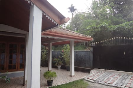 Homestay Villa Kcreation - Kundasale - 独立屋