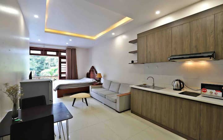 R302 - Lovely studio in Tay Ho district, Hanoi