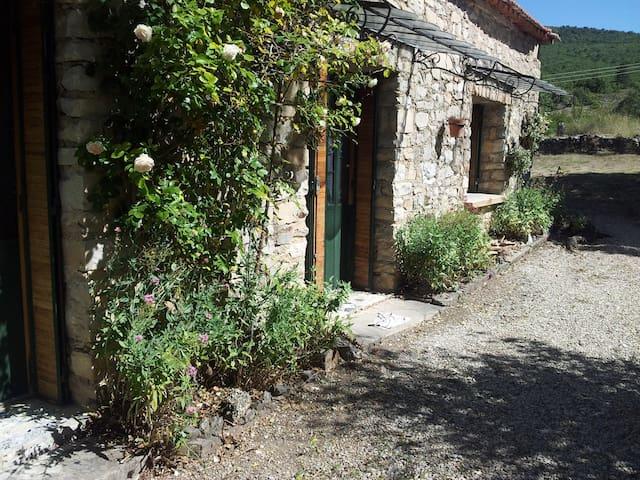 Ancienne Bergerie en Baronnies à Montguers - Montguers - Dům