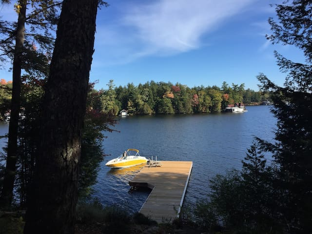 Lake Muskoka Time