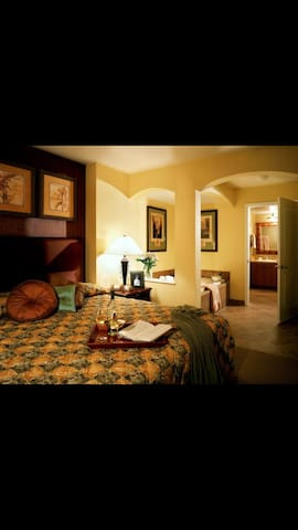 The Grandview Resort. Private One Bedroom Suite