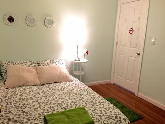 Clean New Room near NYC & EWR Airport