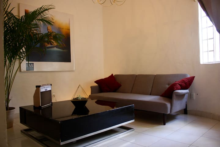 Two story apartment in Colonia Roma - Mexiko-Stadt