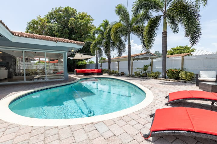 Deerfield Beach Vacation Home