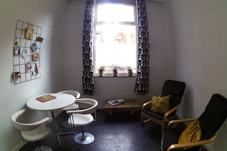 Modern studio in townhouse & 2 bikes - Leuven - 公寓