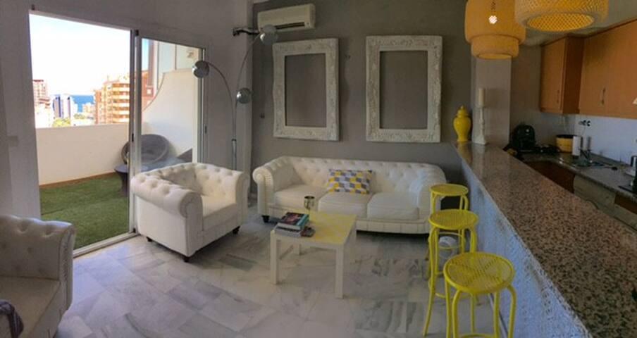 Precioso apartamento cerca del mar - Fuengirola - Apartment