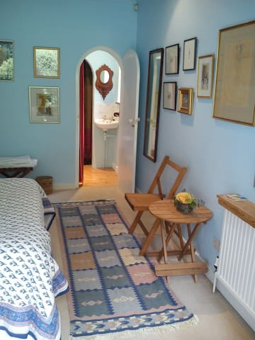 Beautiful En Suite on Menai Strait - Menai Bridge - Apartament