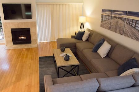 Luxury Solana Beach & Tennis Club condo - Solana Beach - Kondominium