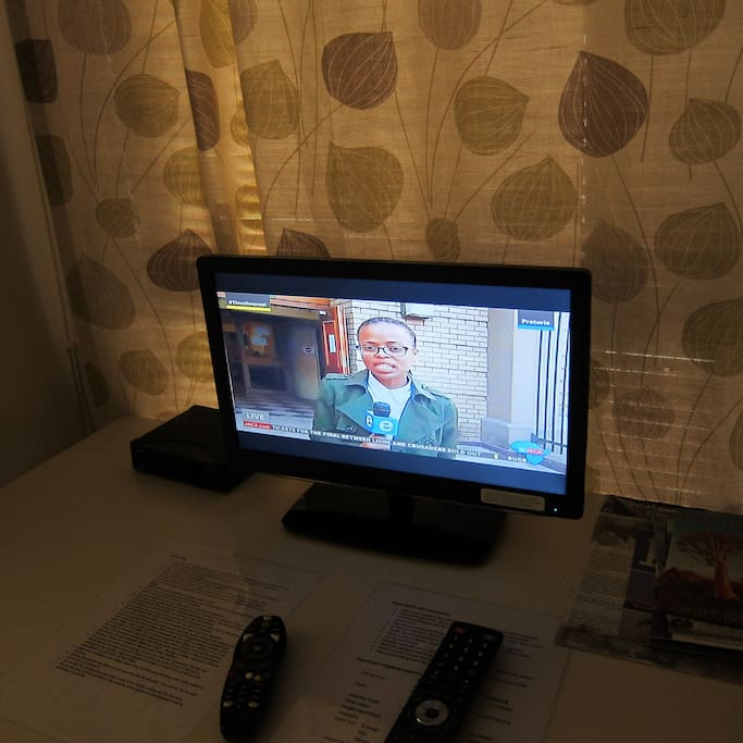 Cable TV in your room