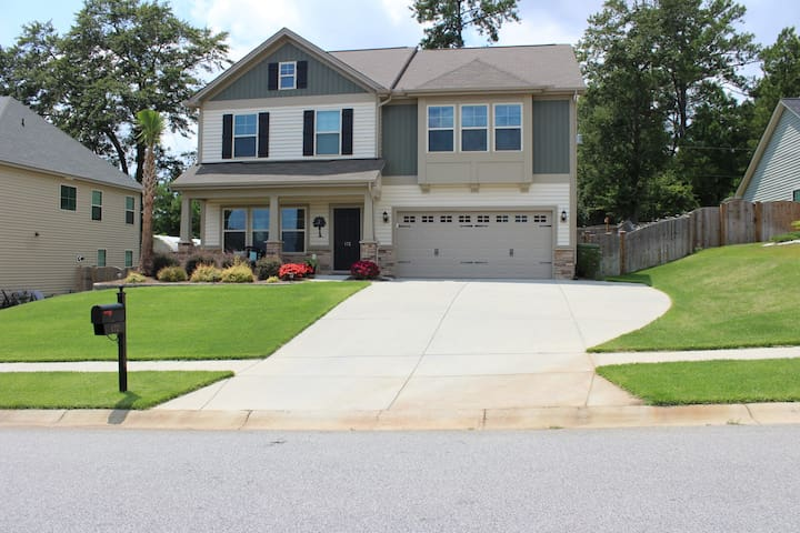Cayce SC home--minutes to downtown Columbia & I-77
