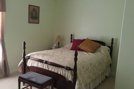 Quiet guest suite for individual, couple or family - Alliance - Bed & Breakfast