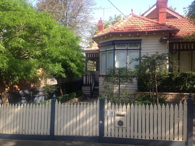 Fabulous 3 BR house in Camberwell - Camberwell - House