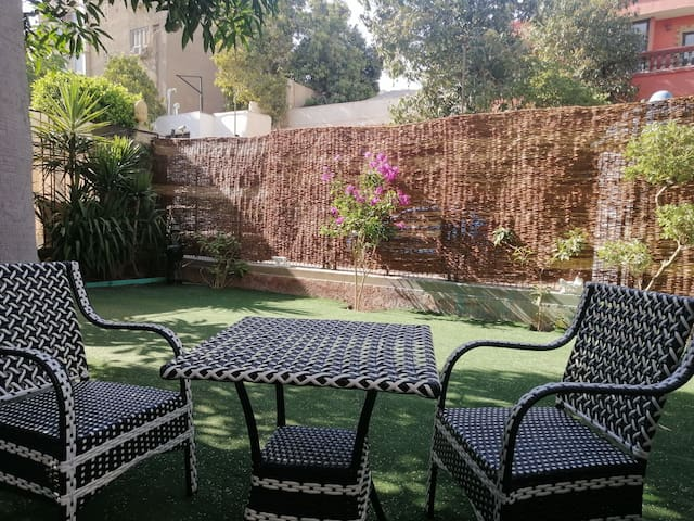 Stay in a serene and homey place in Maadi