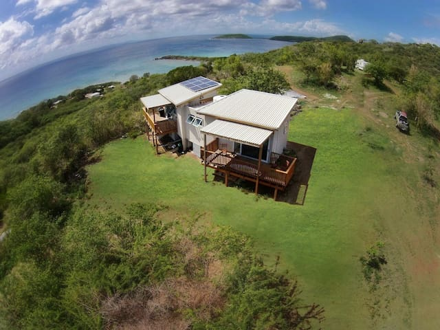 Private Off the Grid Hilltop Port Apt - Culebra - Villa