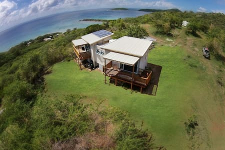 Private Off the Grid Hilltop Port Apt - Culebra - Vila
