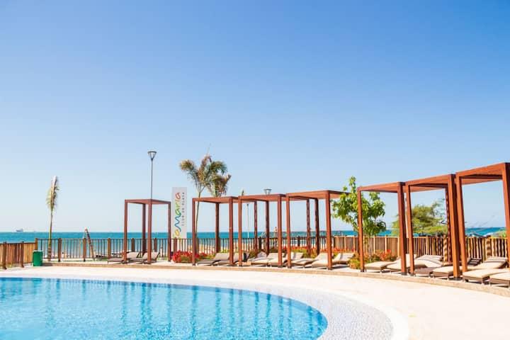 Exclusivo apartamento Club de Playa - Samaria 771
