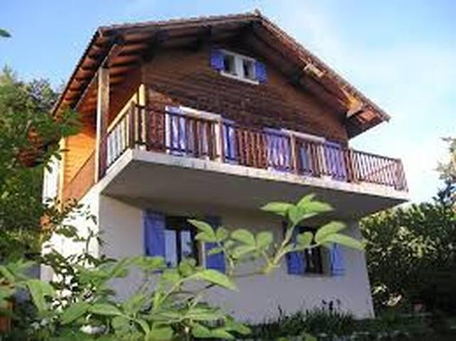 Chambre zen au coeur des montagnes avec SDB privée - Andon - Chalet