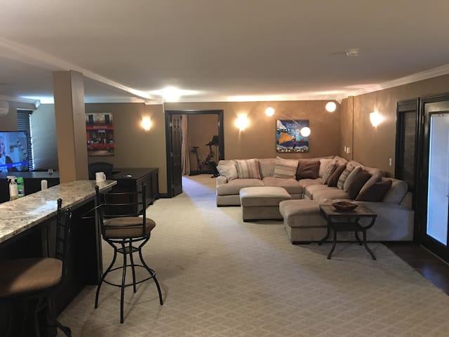 Luxurious One Bedroom Hanger Condo : C