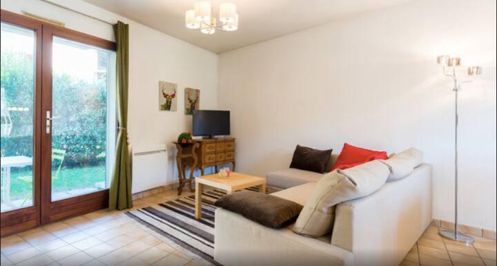 Appartement Archamps avec jardin proche de Genève