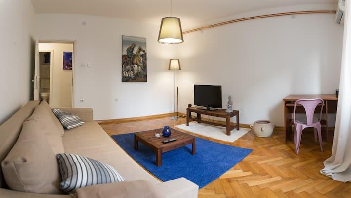Maximum comfort apartment in Zagreb centar