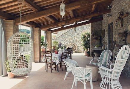 Appartamento romantico nel verde - Orvieto - Appartement
