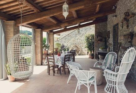 Appartamento romantico nel verde - Orvieto - Apartamento